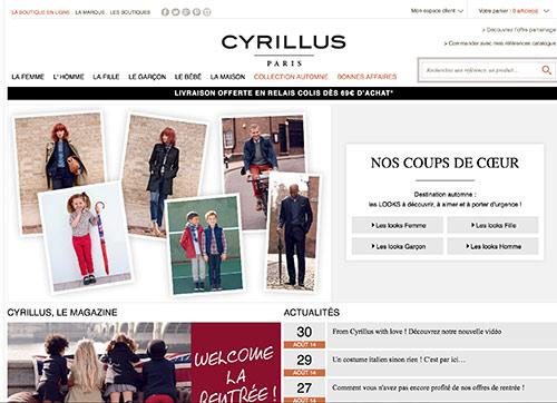 Code promo Cyrillus réduction soldes 2015