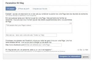 facebook page 2