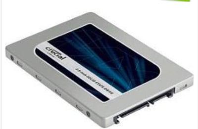 disque dur crucial ssd