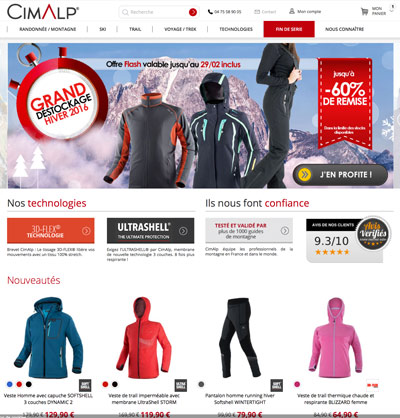 Code promo cimalp r duction soldes 2017 - Coupon reduction delamaison ...
