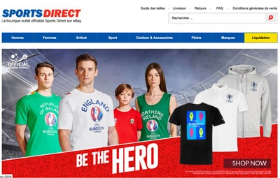 SPORTS DIRECT CODE 2019