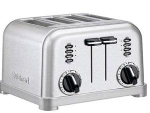Cuisinart CPT180E Toaster 4 fentes