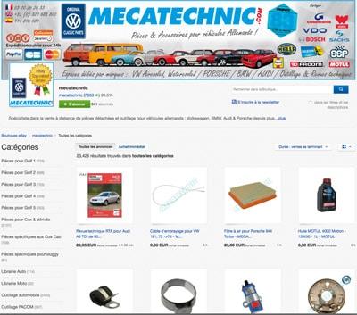 Code promo Mecatechnic