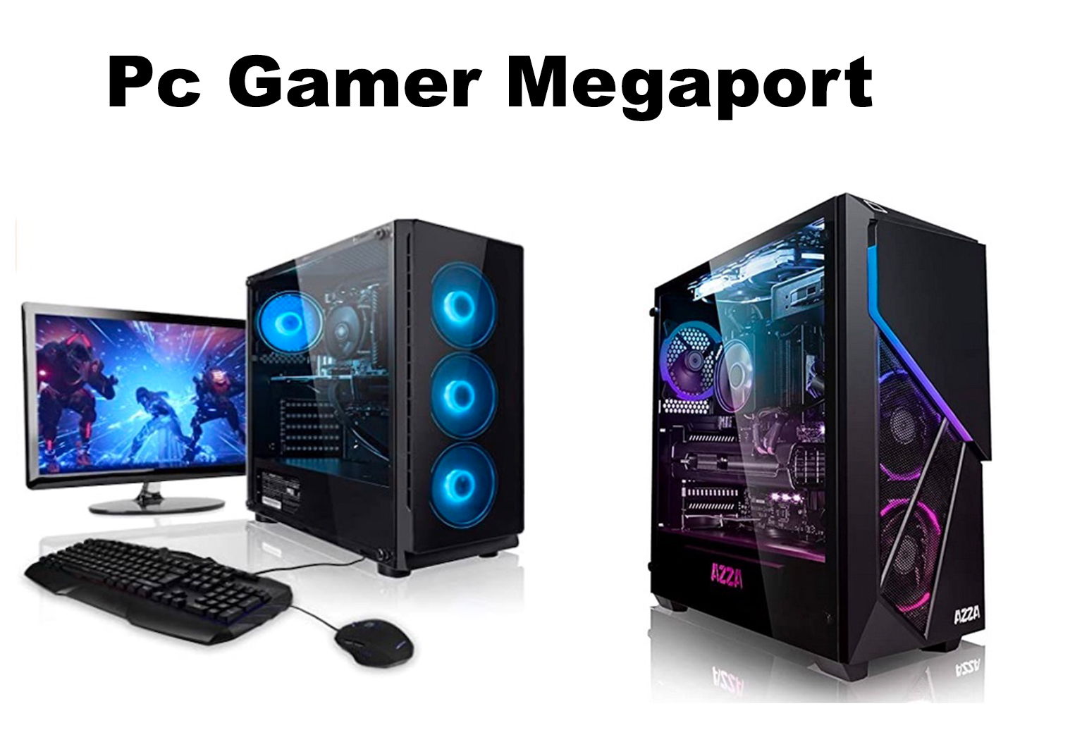 pc gamer megaport